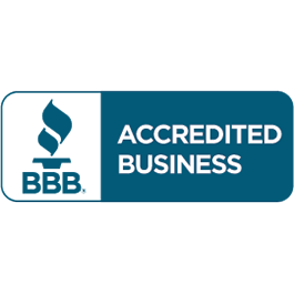 BBB Better Business Bureau Accredited Business Logo